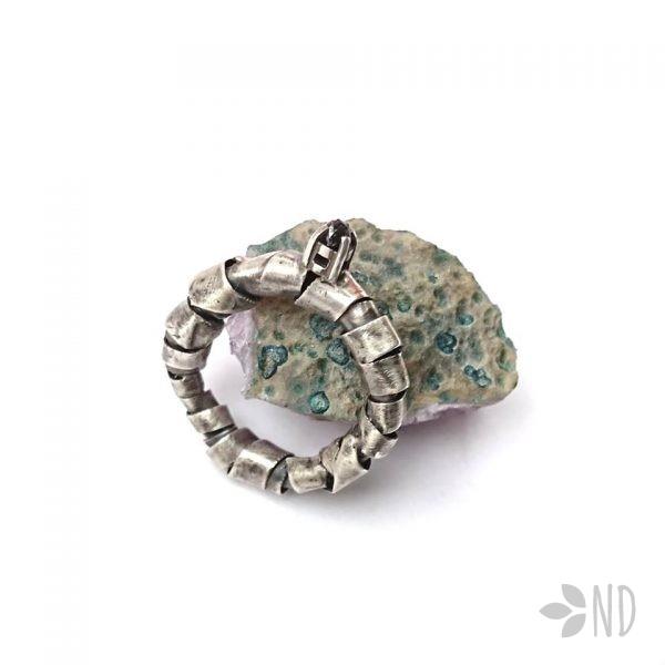 Biżuteria artystyczna diament