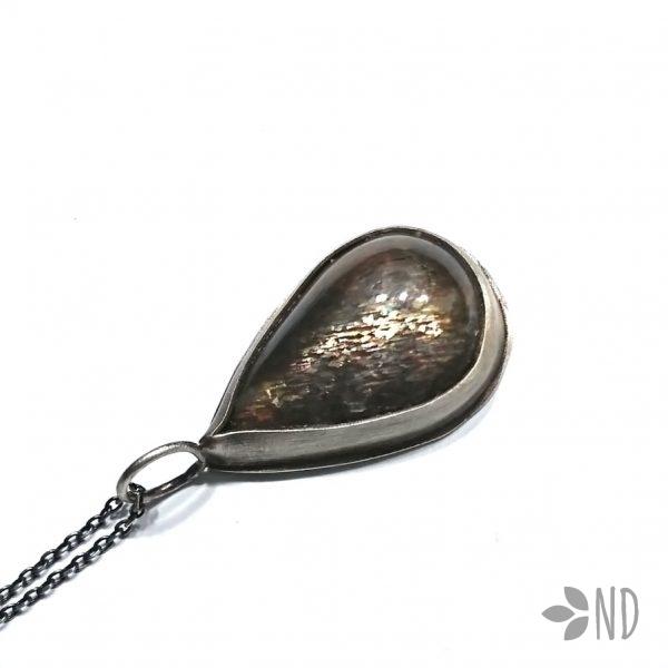 kamień słoneczny biżuteria artystyczna