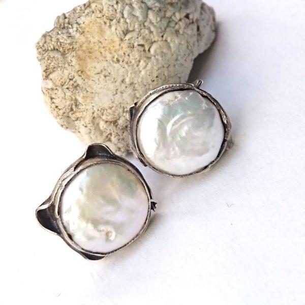 sztyfty z perłami