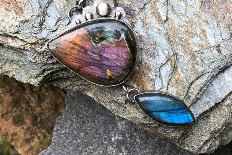 Biżuteria artystyczna srebro