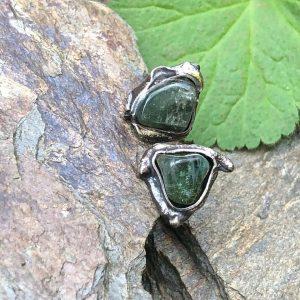 Sztyfty zielony turmalin