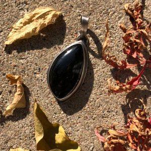czarny turmalin biżuteria artystyczna online