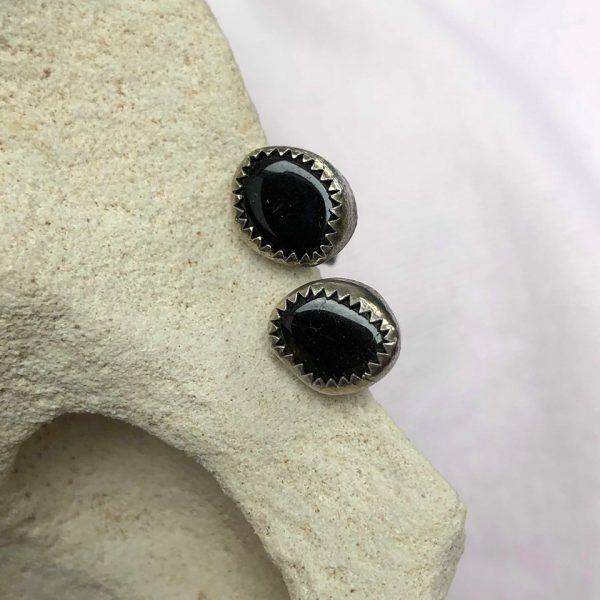 Sztyfty z czarnym turmalinem