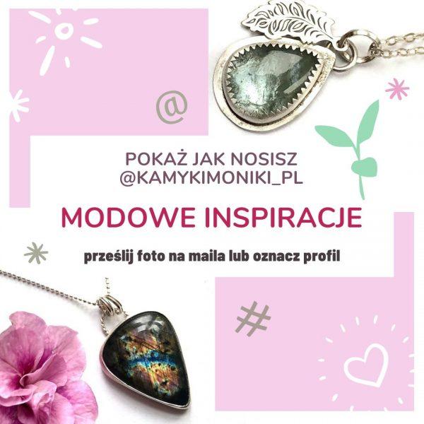 biżuteria artystyczna na Instagramie