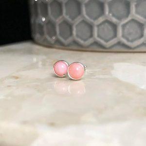 Opal różowy sztyfty