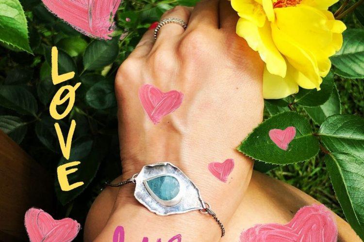 Biżuteria artystyczna na Walentynki